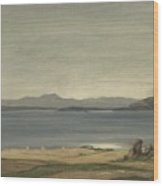Loch Nell, 1930-1935, By Sir David Cameron Wood Print