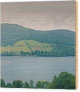Loch Ness Landscape, Wood Print