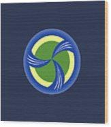 logo for TRAG Wood Print