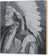 Lokata Chief Wood Print