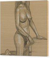 Loma 2 Wood Print