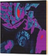 Lon Chaney Phantom Of The Opera 3 Publicity Photo 1925-2011 Wood Print