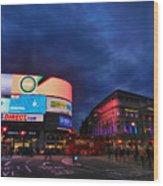 London 019 Wood Print
