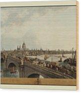 London 1802 Wood Print