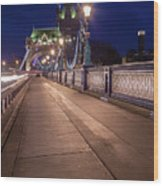 London England #101 Wood Print