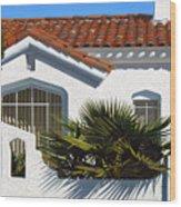 Long Beach Number 3 Wood Print