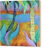 Longboat Key Wood Print