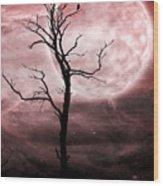 Lonley Wood Print