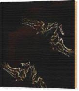 Looking For Faraway Wood Print