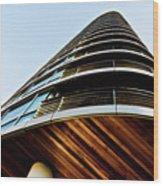 Looking Up II Wood Print