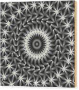 Looks Like Daisies Wood Print