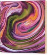 Lor #11 Wood Print