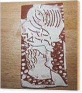 Lord Bless Me 1 - Tile Wood Print