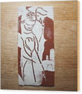 Lord Bless Me 2 - Tile Wood Print