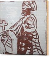 Lord Bless Me 21 - Tile Wood Print