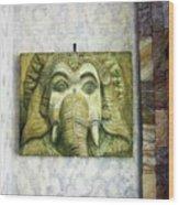 Lord Ganesha Wood Print