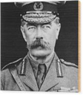 Lord Herbert Kitchener Wood Print