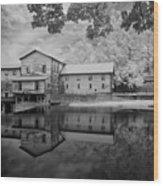 Loretta Lynn's Gritt Mill Wood Print