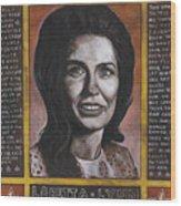 Loretta Wood Print
