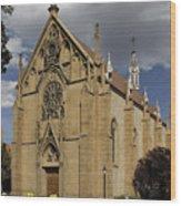 Loretto Chapel - Santa Fe Wood Print