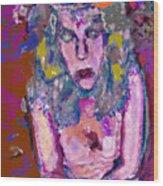 Lorita Wood Print