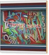 Lost Souls Wood Print