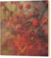 Lost Vintage Crabapples 5942 Ldp_2 Wood Print