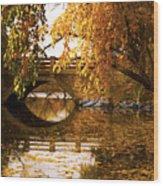 Lothlorien Or Wisconsin Wood Print