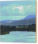 Lough Erne 2 Wood Print