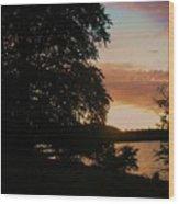 Lough Gill Co. Sligo Ireland Wood Print