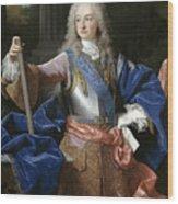 Louis De Bourbon Of Savoy. Prince Of Asturias. Later Louis I Of Spain  Wood Print