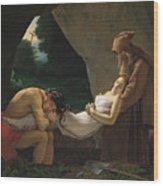 Louis Girodet Wood Print
