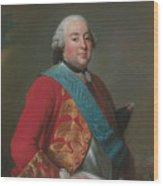 Louis Philippe D'orleans As Duke Of Orleans Wood Print