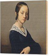 Louise-antoinette Feuardent Wood Print