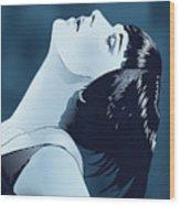 Louise Brooks In Berlin Wood Print