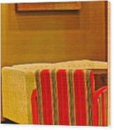 Lounge Wood Print