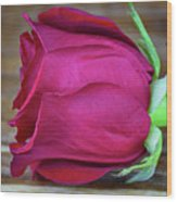 Love By Rose  Wood Print