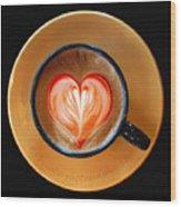 Love Is . . .  Wood Print