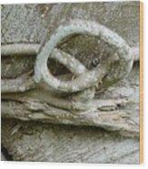 Love Knot Wood Print