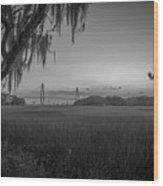 Lowcountry Ghost Wood Print