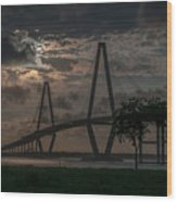 Lowcountry Grace Wood Print