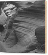 Lower Antelope Canyon 2 7843 Wood Print