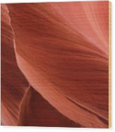 Lower Antelope Canyon 2 7855 Wood Print