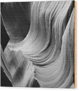 Lower Antelope Canyon 2 7877 Wood Print
