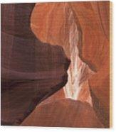 Lower Antelope Canyon 2 7912 Wood Print