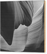 Lower Antelope Canyon 2 7923 Wood Print