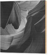 Lower Antelope Canyon 2 7925 Wood Print