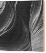 Lower Antelope Canyon 2217 Wood Print