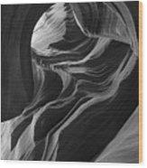 Lower Antelope Canyon 7712 Wood Print