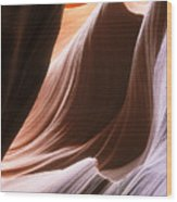 Lower Antelope Slot Canyon Wood Print